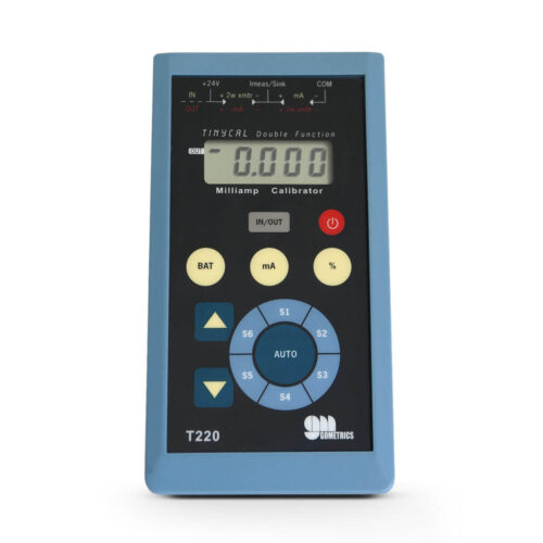T220 Current Calibrator 0-20 4-20mA