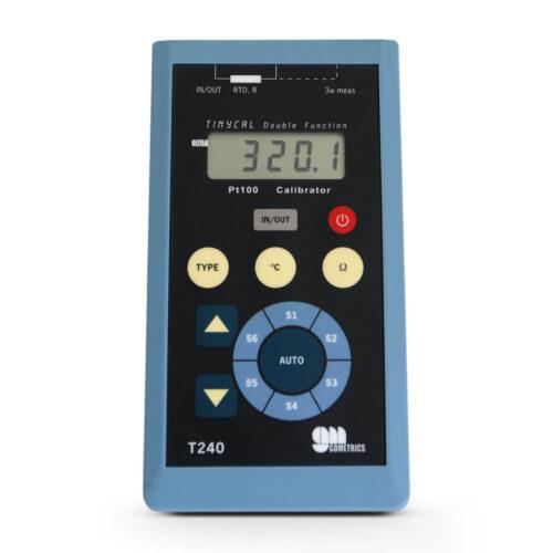 Calibrador de resistencia térmica T240