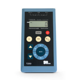 T250 Thermocouple calibrator